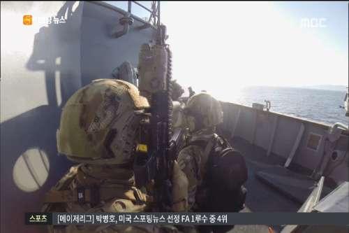 '아덴만의 영웅들' 해군특수전전단 UDT 창설 60주년