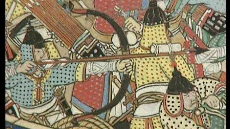 조선군 13척이 어떻게 왜군 133척을 이겼나 《Japanese invasions of Korea》 Battle of Myoung nyang (2/12)