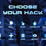 YOU MUST CHOOSE! CHOOSE YOUR HACK