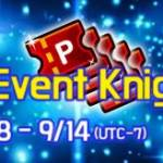 [3rd Mission Event] Collect the Event Knights! 9/08(Tue) – 9/14(Mon) | 60 Seconds Hero: Idle RPG