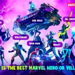 Fortnite Choose Your Hero Event!   Fortnite
