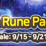 [Limited Offer] Red & Rune Package 9/15(Tue) – 9/21(Mon) | 60 Seconds Hero: Idle RPG