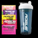 Rogue Energy - Best Gaming Energy Drink