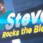 Steve and Alex from Minecraft are the latest characters coming to Super Smash Bros. Ultimate