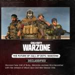 The Future of Call of Duty®: Warzone™: Continuous Support For Modern Warfare and Black Ops Cold War