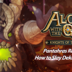 Pantahras Raid Guide | Along with the Gods: Knights of the Dawn
