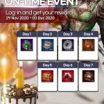[Event] 1st Anniversary On-Time Event | Three Kingdoms RESIZING